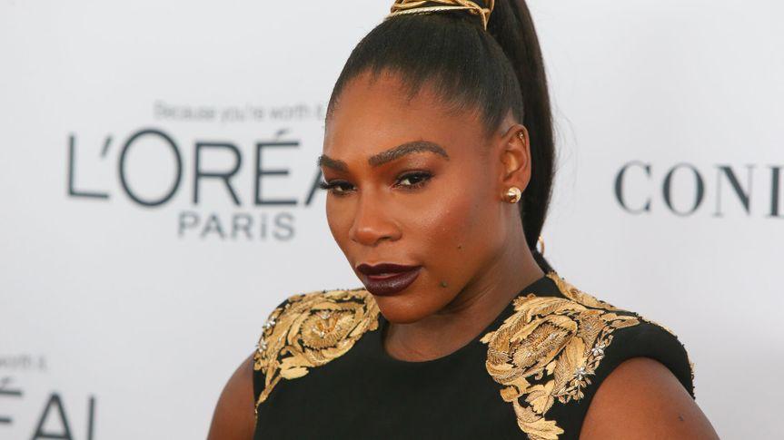 Serena Williams fashion