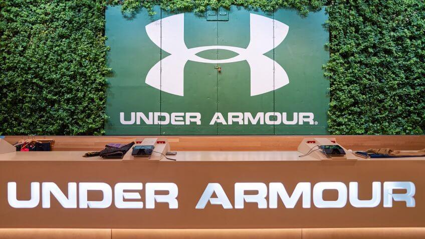 Under Armour (UAA)