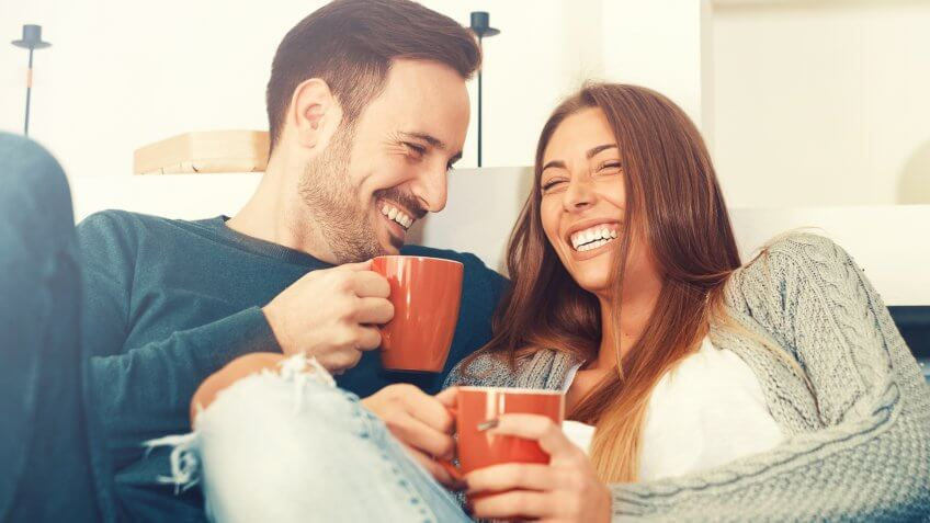 happy-couple-living-comfortably