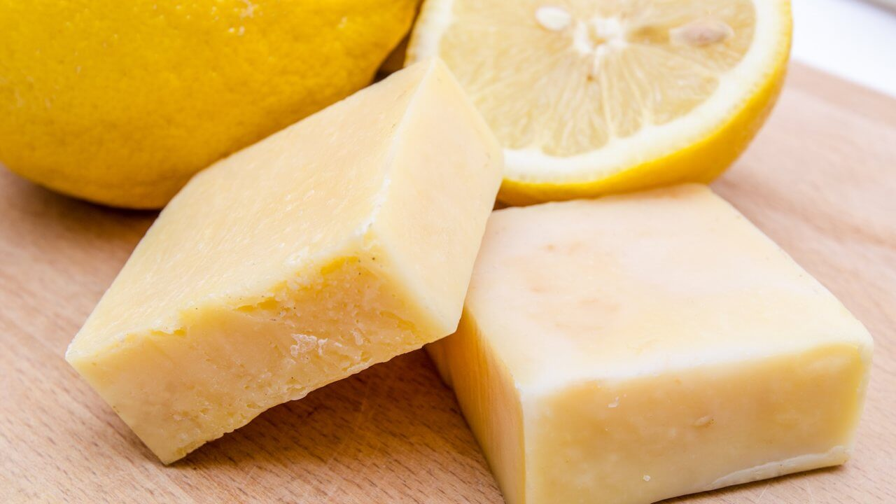 Get Your Own 'Glo' Up With These DIY Lemon Lotion Bars