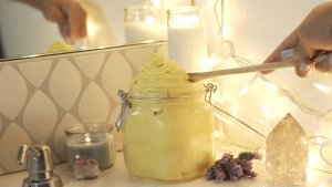 Create Your Own All-Natural Body Butter for Less