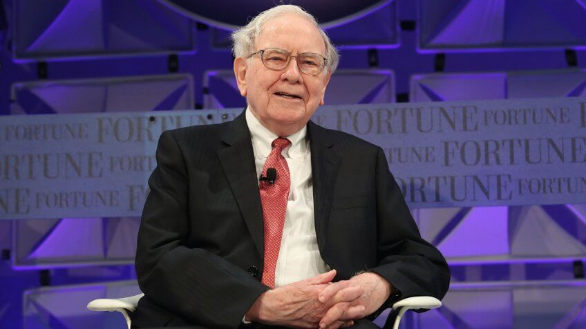 2014, CA, Chairman/CEO of Berkshire Hathaway speaks during the 2014 Most P, Laguna Niguel, October 8th, USA, Warren Buffett
