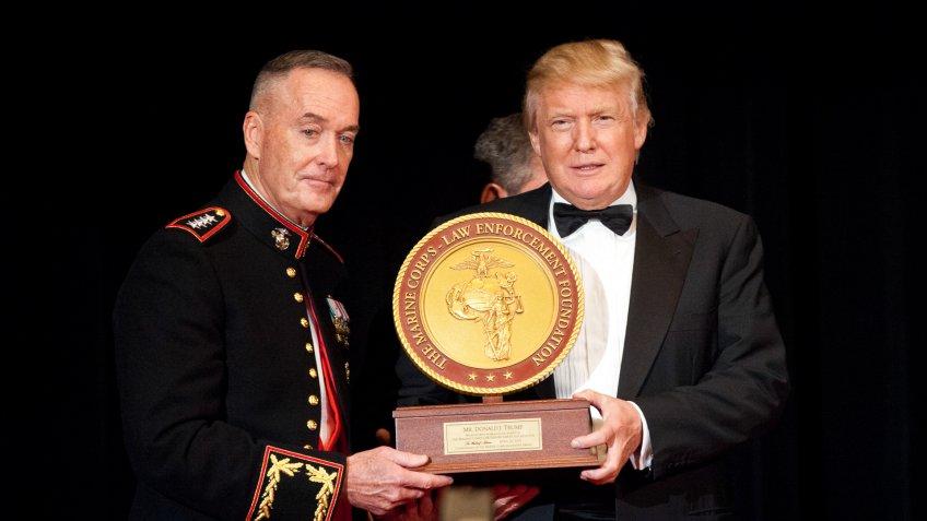 Commandant of the Marine Corps, Gen.