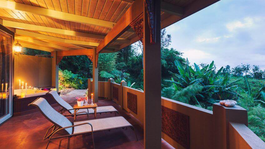 Beautiful Romantic Deck