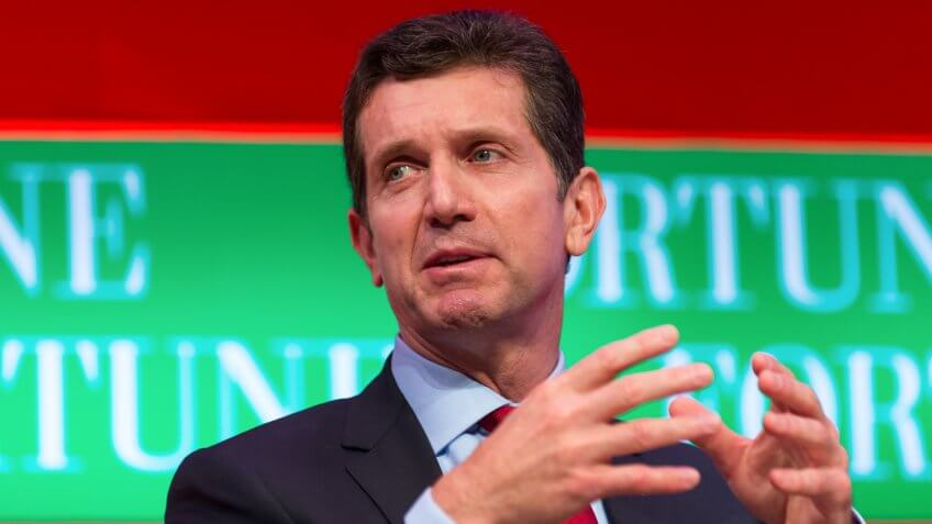 Alex Gorsky at Fortune Global Forum 2013