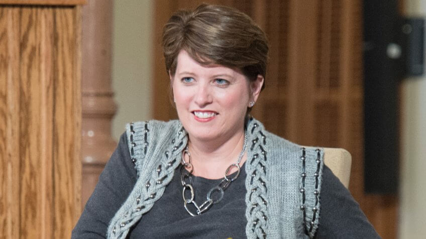Sep 28, 2012 - 175th Distinguished Angie Hicks, founder of Angie's List.
