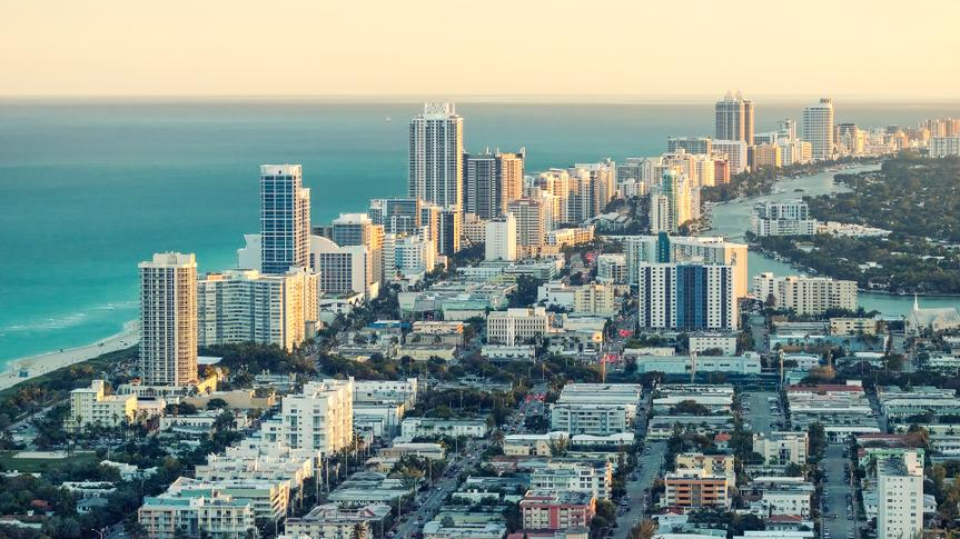 Miami, Florida, FHA, insurance, real estate, homebuyers, foreclosure, single-family, home median price, mortgage, down payment