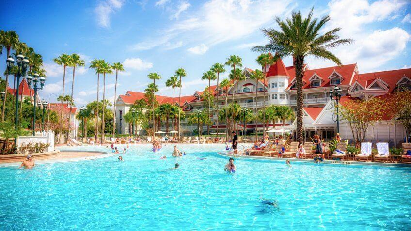 Grand Floridian at Walt Disney World