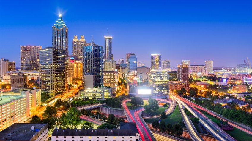 Atlanta, Georgia, FHA, insurance, real estate, homebuyers, foreclosure, single-family, home median price, mortgage, down payment