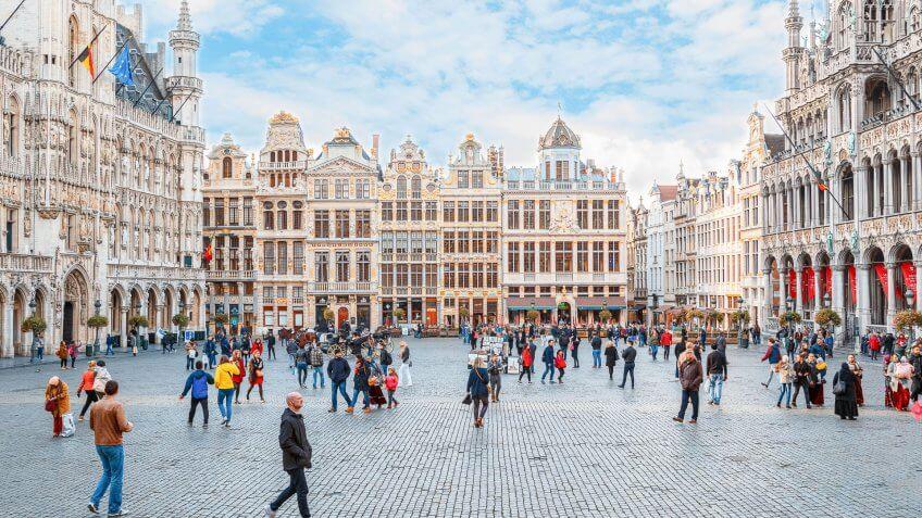 10903, Cities, Horizontal, International, belgium, brussels, countries, minimum wage, world