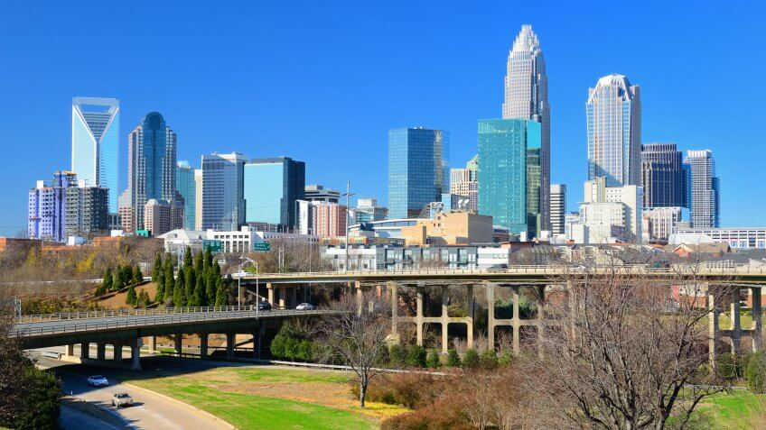 11216, Charlotte - North Carolina, Horizontal, States, america