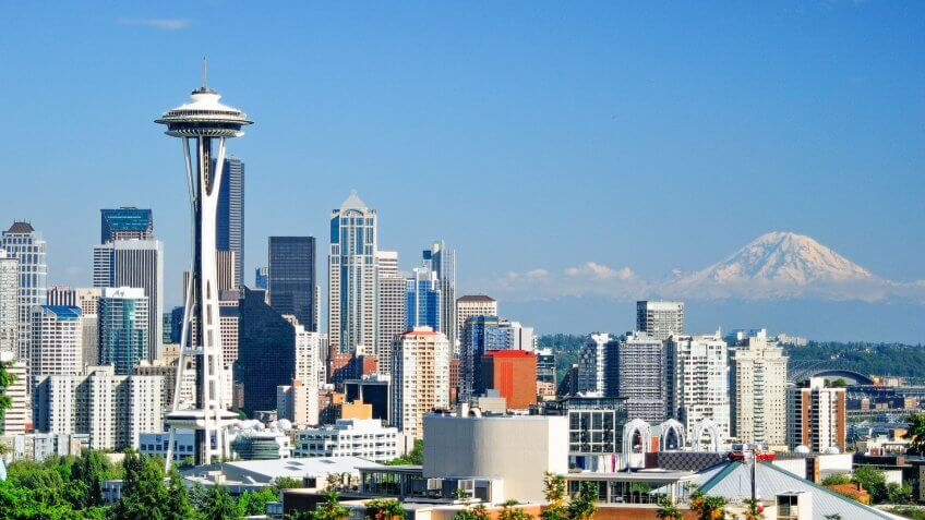 11216, Horizontal, Rainier, Seattle, States, Washington State, america