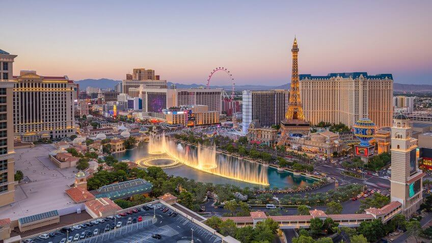 11216, Horizontal, Las Vegas, Nevada, States, america