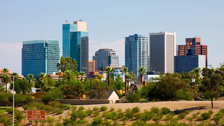 Arizona, Phoenix
