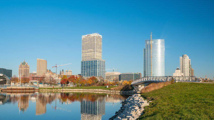 11216, Horizontal, Milwaukee - Wisconsin, States, america
