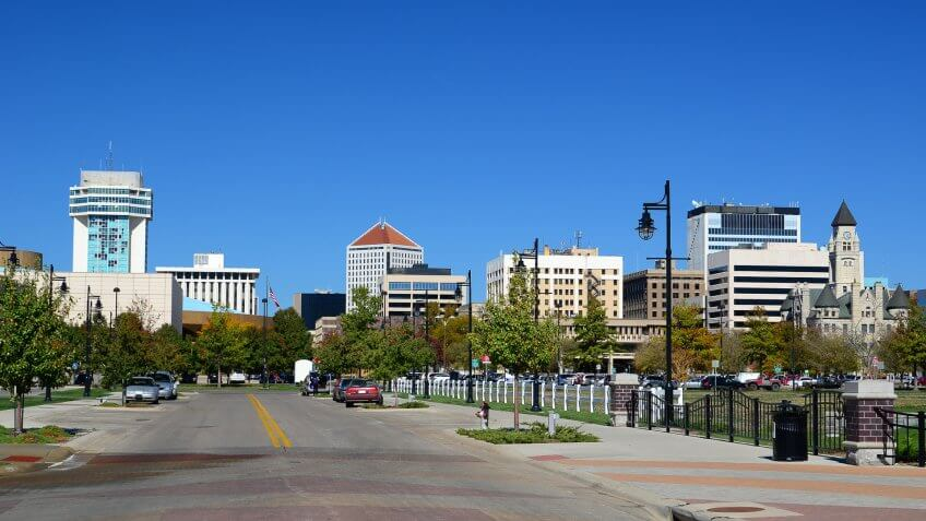 Wichita, Kansas, FHA, insurance, real estate, homebuyers, foreclosure, single-family, home median price, mortgage, down payment