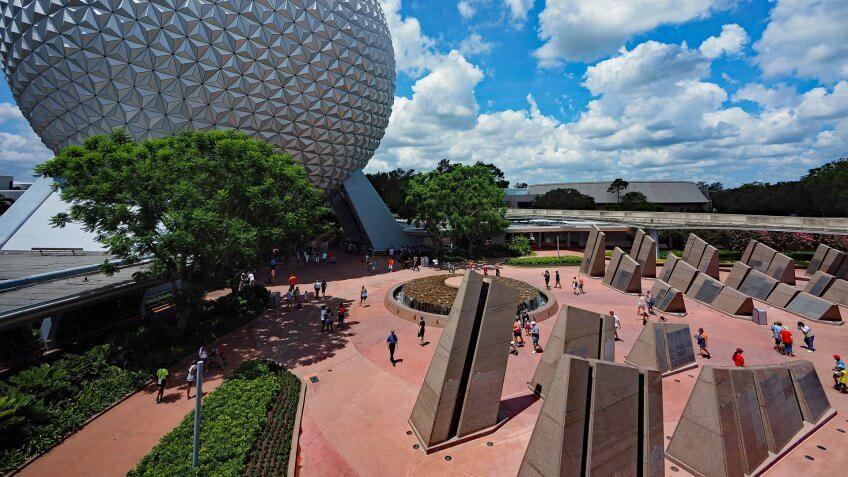 Epcot Center at Walt Disney World