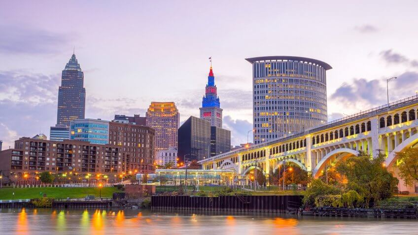 Cleveland, Ohio, FHA, insurance, real estate, homebuyers, foreclosure, single-family, home median price, mortgage, down payment