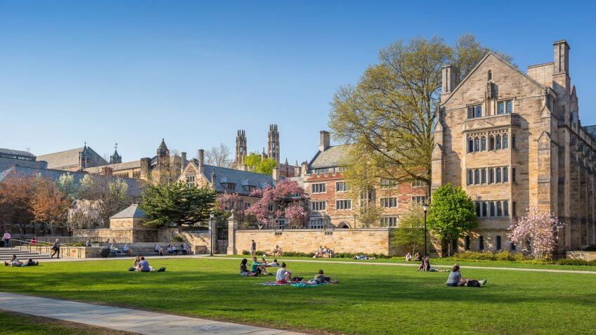 Yale Univesrity Connecticut