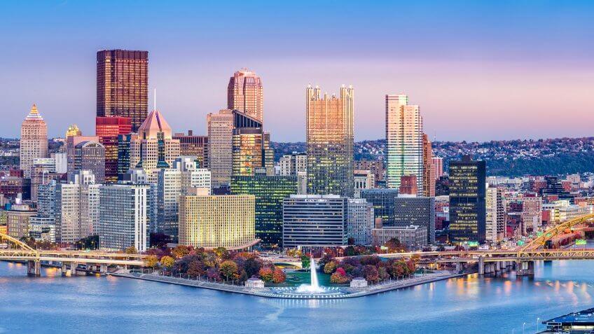 Pittsburgh-Pennsylvania