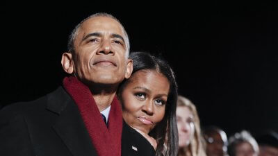The Obamas Are Coming to Netflix