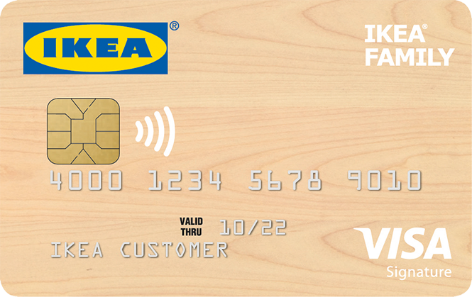 IKEA Credit Card