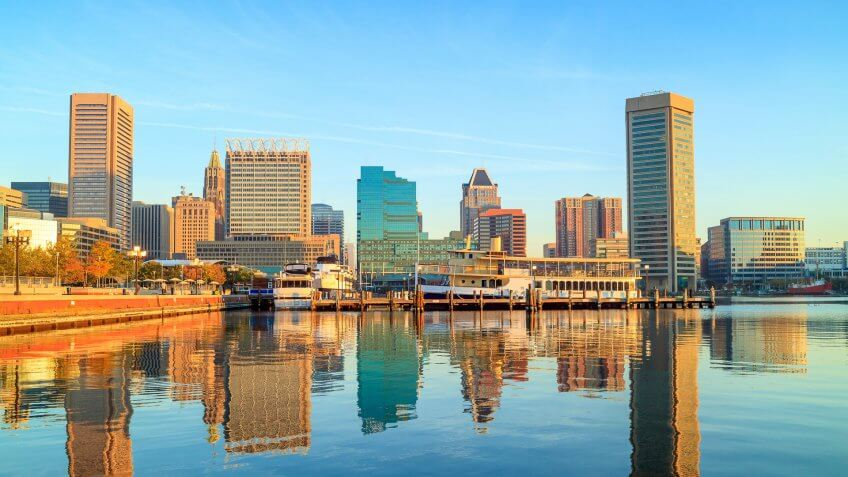 Maryland, baltimore