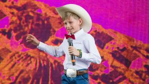 Walmart Yodeling Boy Hits 4 Million Streams On Spotify