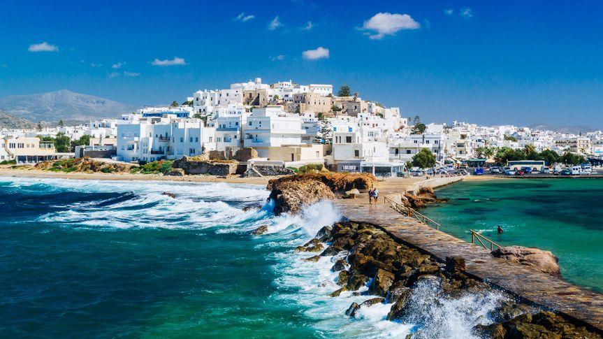 Naxos-Greece