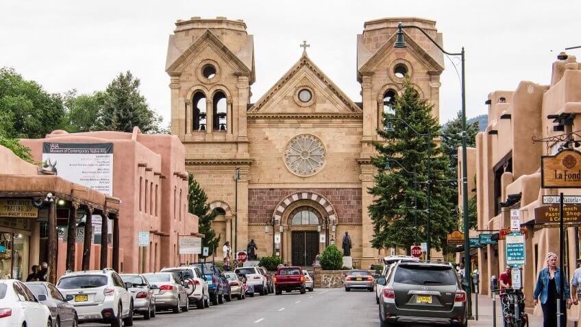 Santa Fe, USA