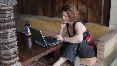 How I Turned My Passion for Writing Into a Full-Time Blogging Career