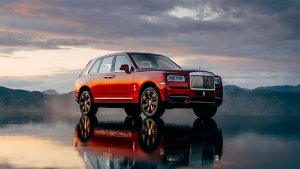 Here's How Much the First Rolls-Royce SUV Will Cost You