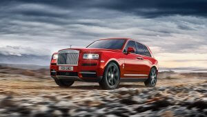 Rolls-Royce First-Ever SUV Comes With Hefty Price Tag