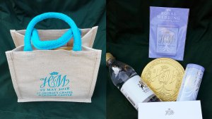 How a Savvy Royal Wedding Guest Turned Her Gift Bag Into $28,718