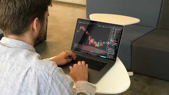 S&P 500 stock index market economy financial investment