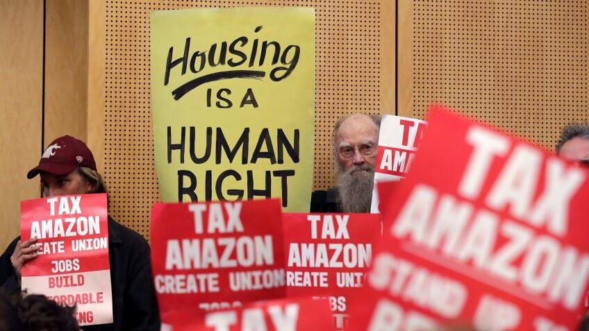 Seattle Companies to Pay Annual Tax of $275 per Employee
