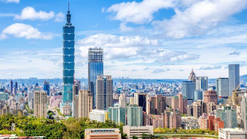 Taipei-Taiwan