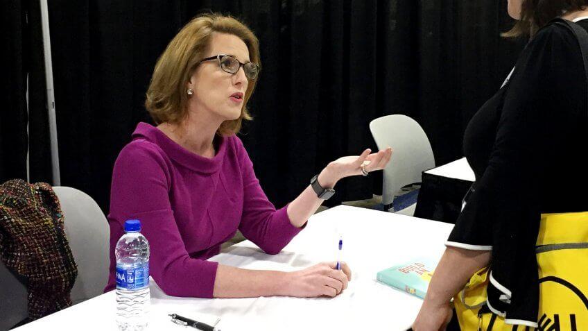 Business Adviser Whitney Johnson on How Mom Skills Help Her Succeed
