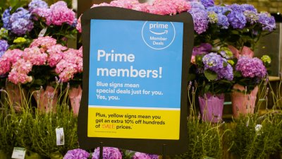 Here's Why Groceries Just Got Cheaper For Amazon Prime Members