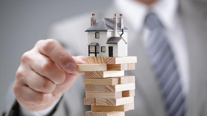 real estate volatility