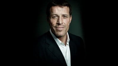 The Sad Backstory That Led to Tony Robbins' $500M Success