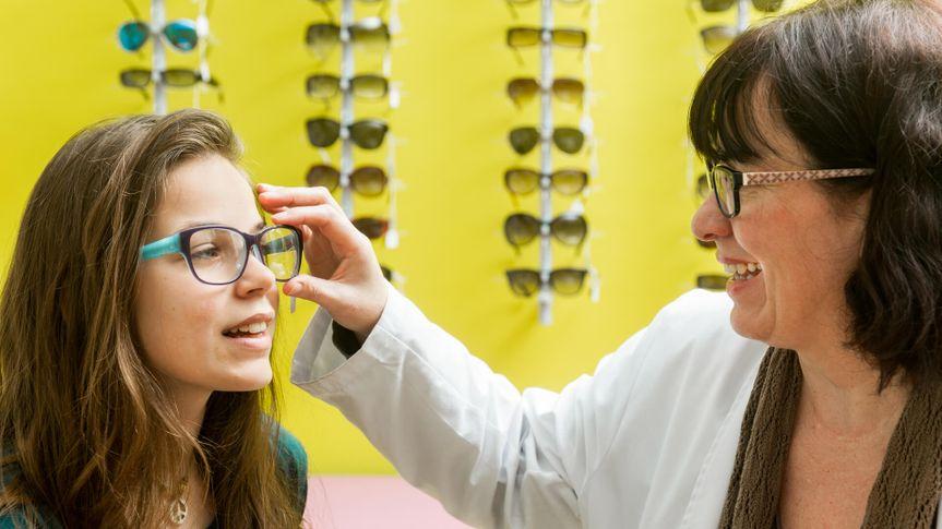 Professional optician