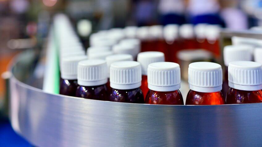 Oral Solution Pharmaceutical Production Line.