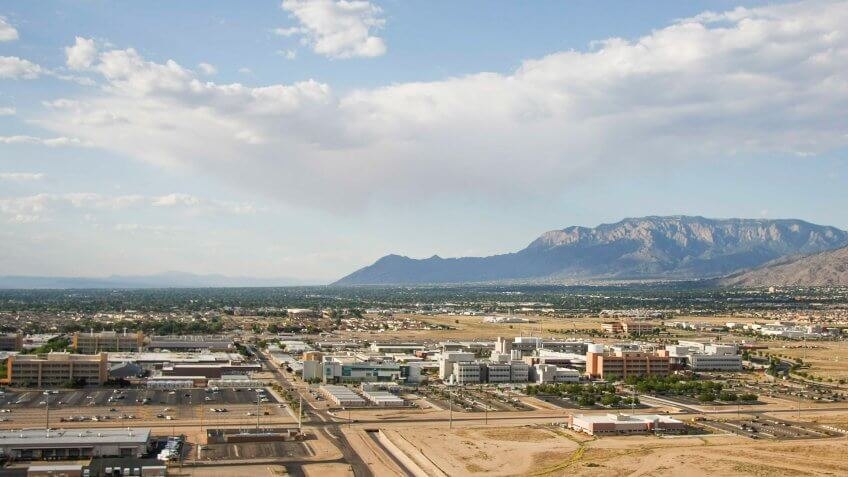 Sandia National Labs in Albuquerque, New Mexico
