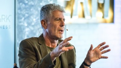 Celebrity Chef Anthony Bourdain Dead at 61