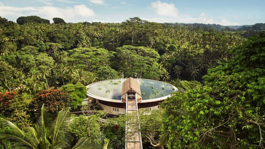 Bali at Sayan, a Four Seasons Resort in Indonesia
