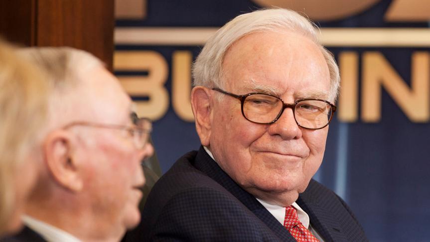 Photo by Nati Harnik/AP/REX/Shutterstock Warren Buffett, Charlie Munger Warren Buffett, Chairman and CEO of Berkshire Hathaway