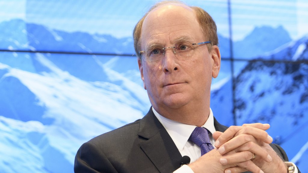 BlackRock CEO Laurence Fink