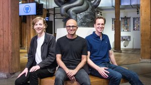 Microsoft Just Turned 3 Small-Business Owners Into Billionaires