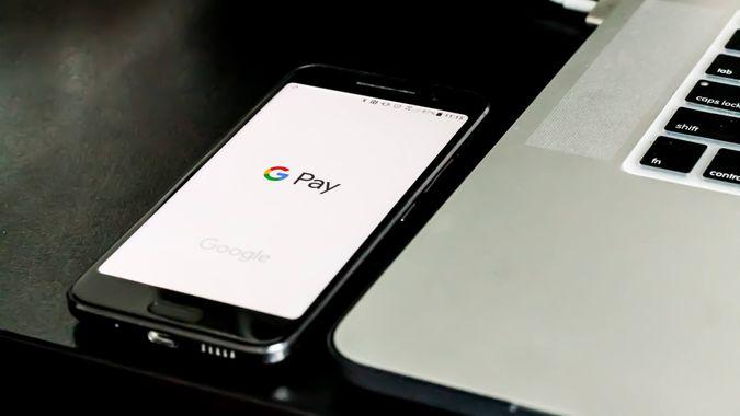 Google Pay digital wallet